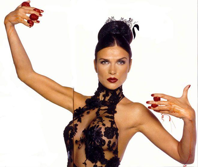 Monica Bîrlădeanu va sărbători ziua femeii la The Woman ...   Monica Barladeanu