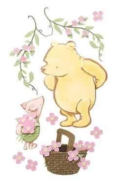 classic pooh and piglet ~   winnie puh, winnie the pooh
