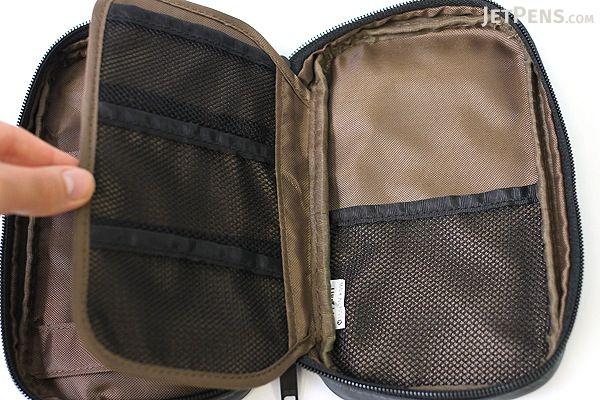 Lihit lab pen case A7551-24 black