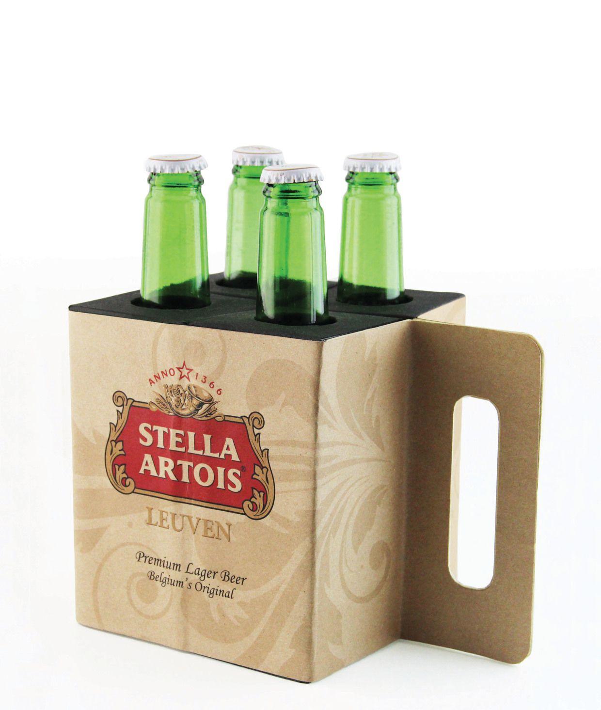 Stella Artois Label & Packaging Redesign