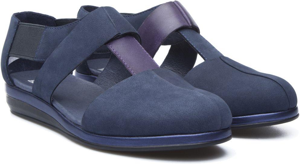 ecf90e0010 Camper Twins K200011-001 Zapatos planos Mujer. Tienda Oficial Online España