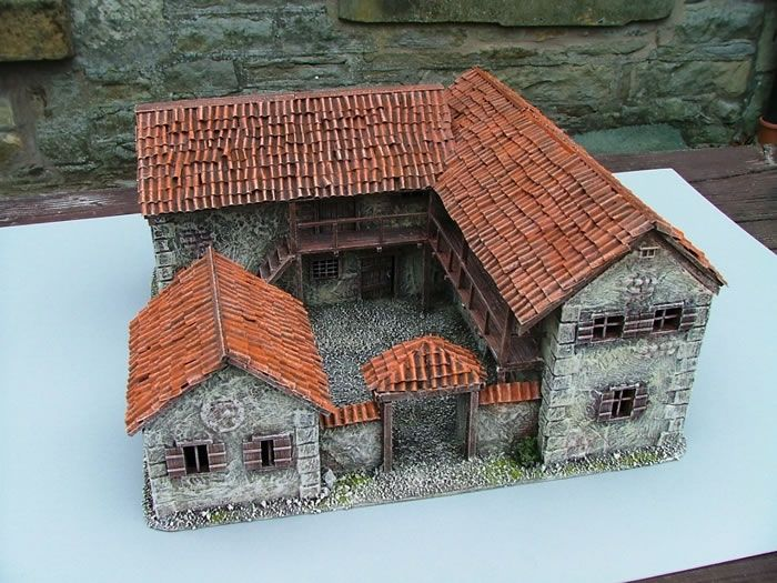 Touching History Fantasy House Courtyard House Plans Medieval Houses