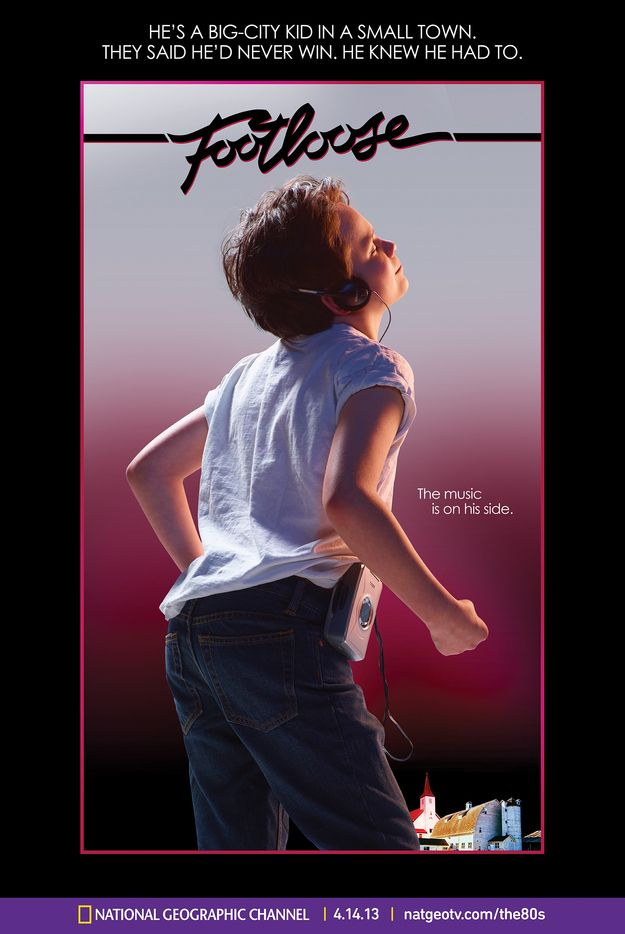 6 classic �80s movie posters recreated with kids classic