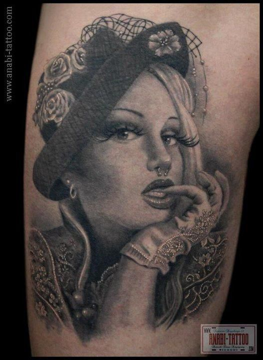 Tattoo by Anabi, Anabi Tattoo, Poland