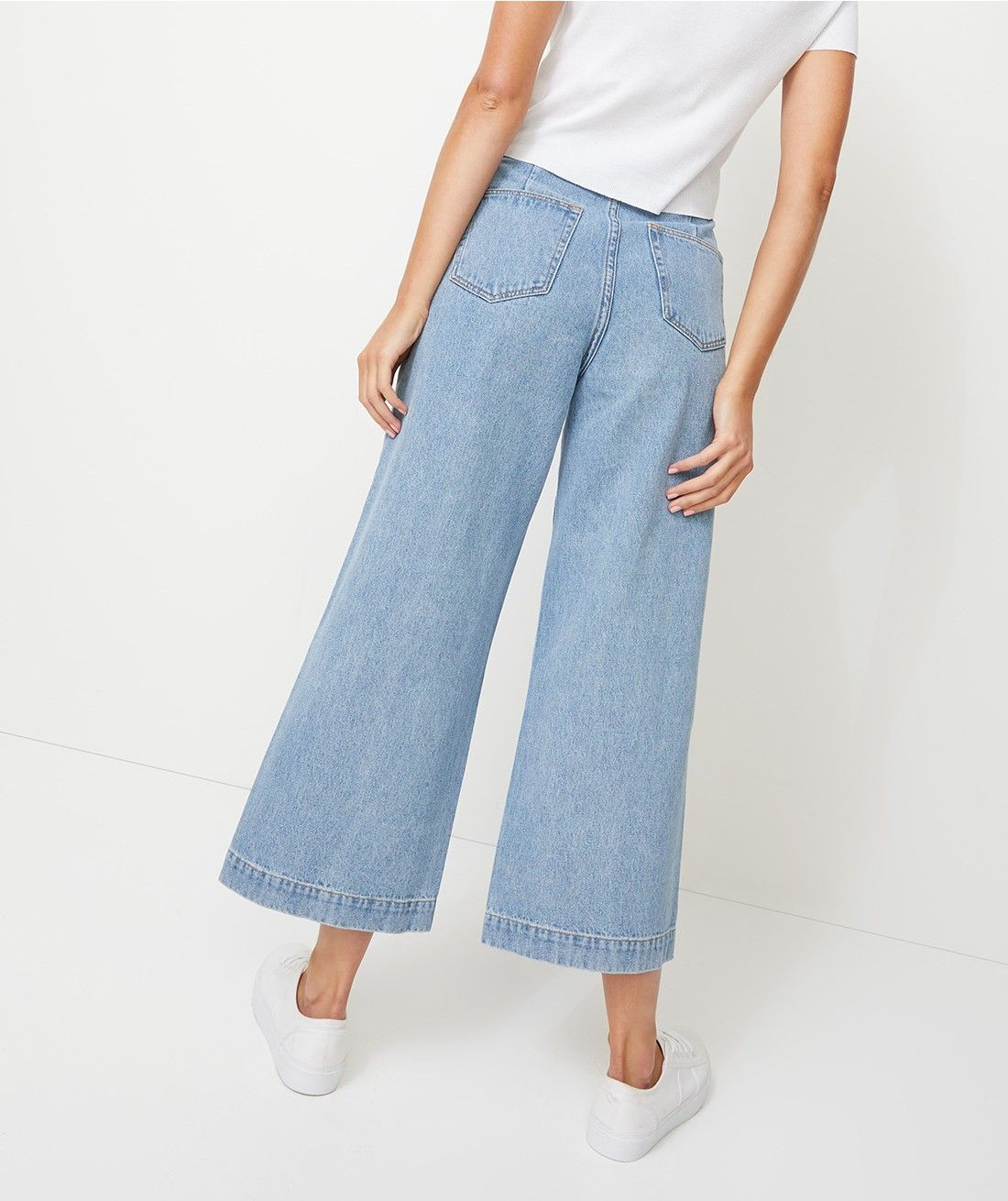 The Edit - Retro Jean - Clothing - Sportsgirl   Retro jeans, Clothes, Jean  outfits