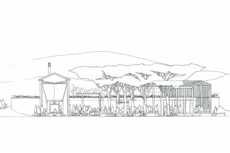 Name: Spier Estate Client: Spier Winery Location: Stellenbosch, Cape Winelands Status: 2008 (unbuilt)
