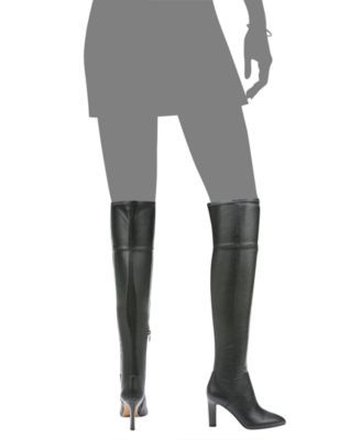 6ef77e9a51f Franco Sarto Katie Over-The-Knee Boots - Black 8.5M