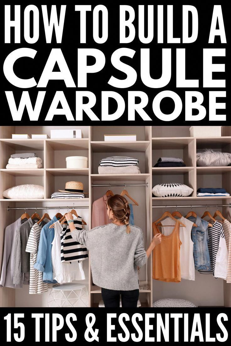 How to Build a Capsule Wardrobe for Beginners   If you want a minimalist wardrobe