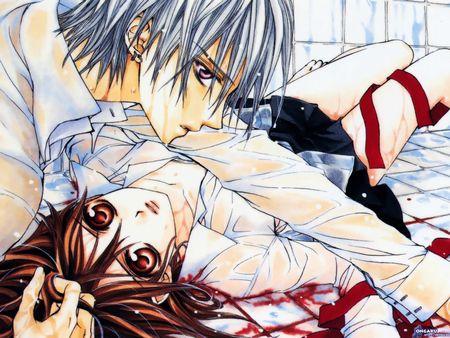 zero-x-yuki-vampire-knight | Vampire Knight | Pinterest