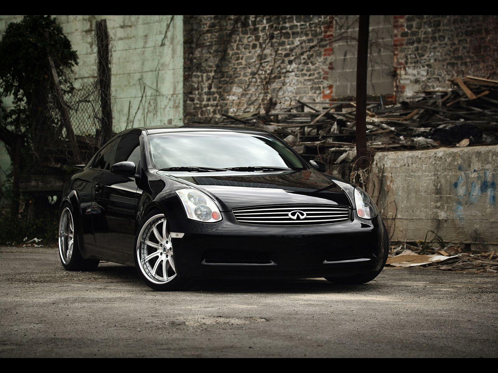 Infiniti G35 Sports coupe, Infiniti, Nissan infiniti