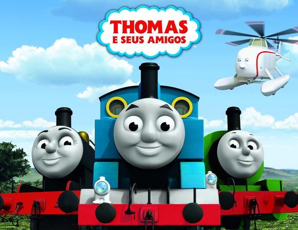 Painel 2x1 Thomas E Seus Amigos No Elo7 Festa Expressa B1e448