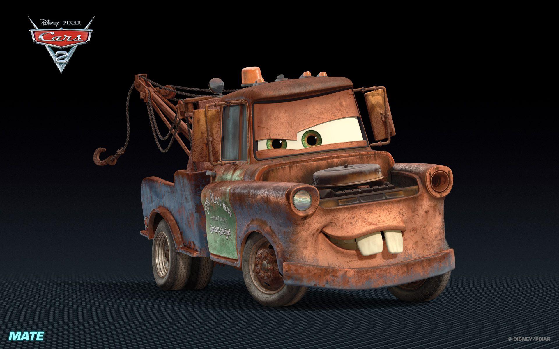 Cars 2 Tow Mater Http Www Stosum Com Con Imagenes Carros De