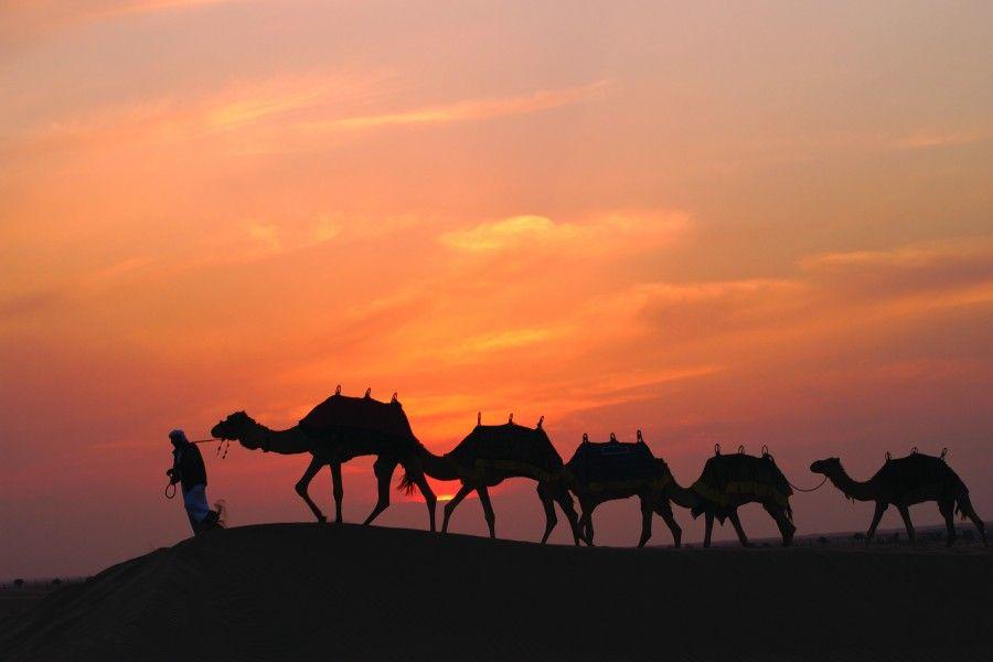 Al contrario de lo que esperan las naciones de la región, la sequía en Oriente Próximo podría continuar durante 10.000 años más, según una reciente investigación.