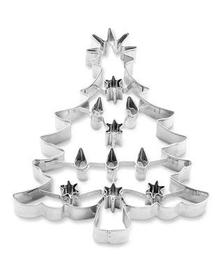 Willams-Sonoma Giant Tree Cookie Cutter Christmas Pinterest