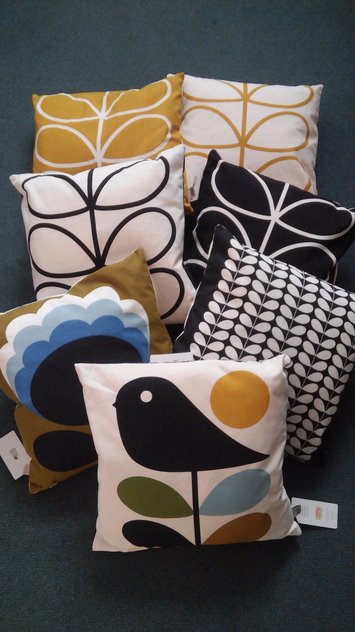 Orla Kiely Cushions in Gardiner Haskins home furnishings | Home ...