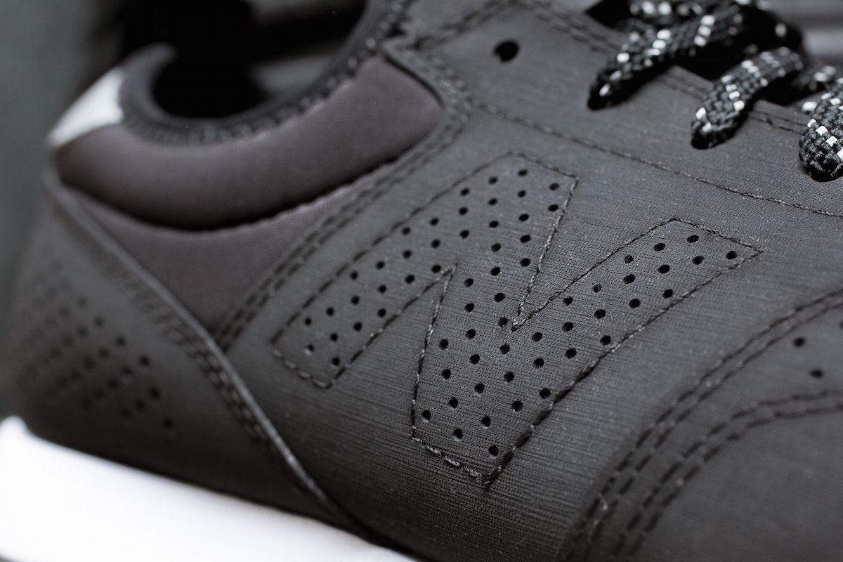 New Balance C Series Collection 996c And 600c Royal Fashionist New Balance Shoes Mens All Black Sneakers