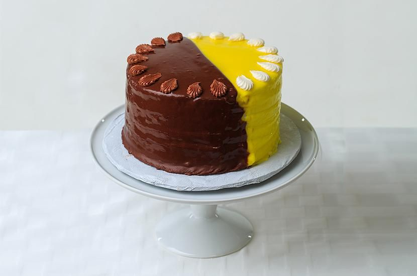 The Jewish Cake That Dethrones The King Cake Doberge Cake Cake Chocolate Doberge Cake Recipe
