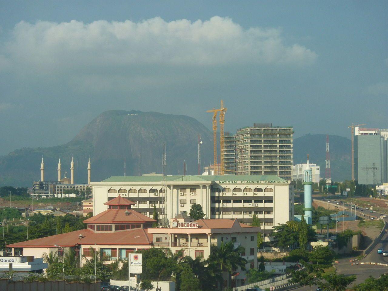 Abuja, Federal Capital Territory West Africa Wikipedia