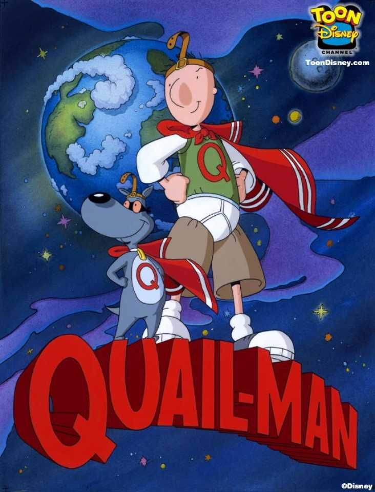 Doug funny quailman