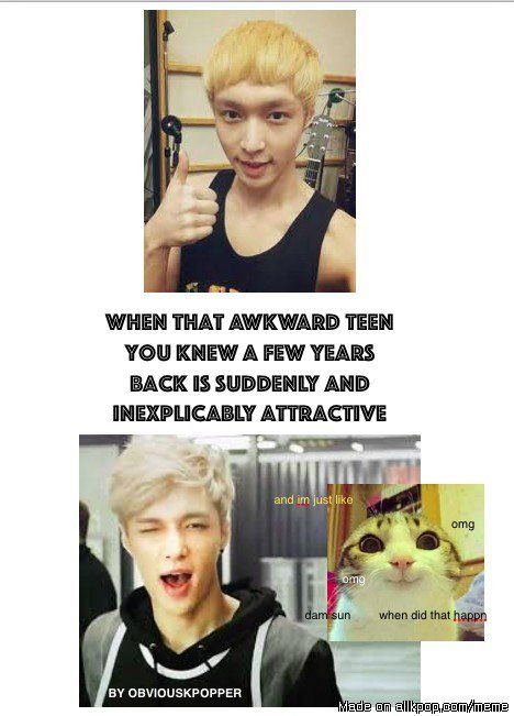 Lay's dimple and sexy wink combined has the power to melt the very souls of fangirls. Meme Center | allkpop