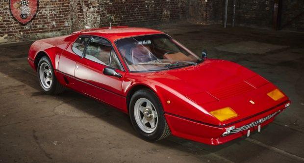 1982 Ferrari 512 - BBI