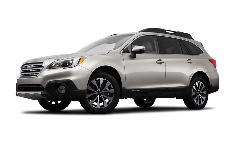 Subaru Outback Research Build And Price