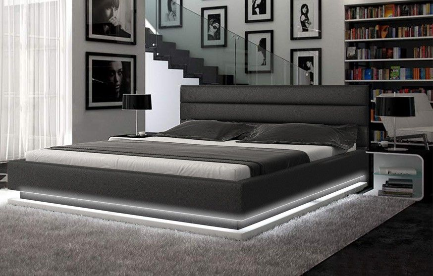 5 Ideas To Modernize The Look Of Your Bedroom La Furniture Blog Contemporary Platform Bed Modern Platform Bed Leather Platform Bed