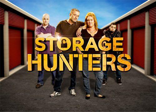 Storage Hunters