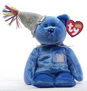eecd87043f4 September (birthday) - 2nd series - Ty Beanie Babies