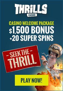 Thrills казино казино вулкан реально или развод