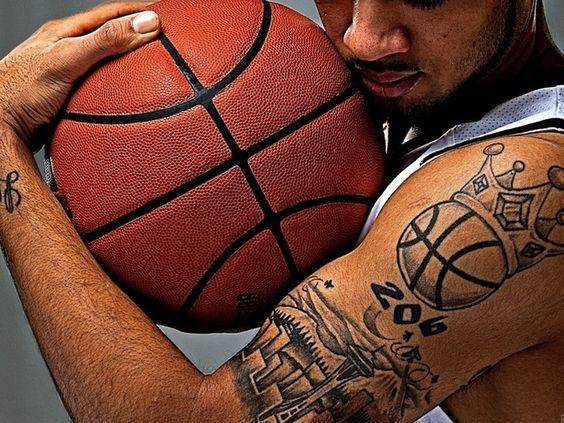 Crown Tattoos For Men Basketball Tattoos Tattoos For Guys Tattoo Designs Men