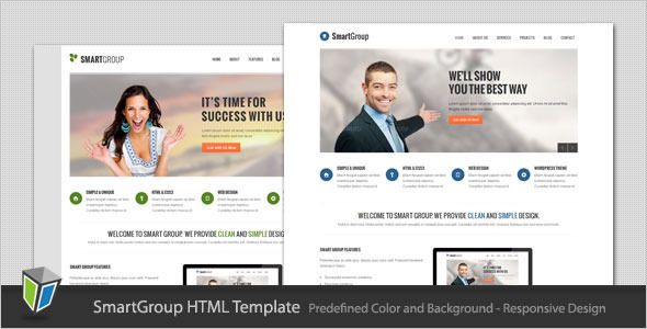 Site templates smartgroup responsive business html template site templates smartgroup responsive business html template themeforest wajeb Image collections