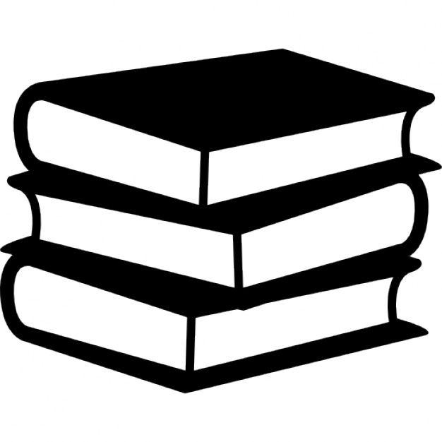 Download Books Stack Of Three For Free Stack Of Books Vector Icon Design Vector Icons