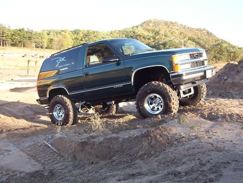 1995 chevy tahoe ls 2 door chevy tahoe pinterest. Black Bedroom Furniture Sets. Home Design Ideas