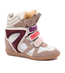 sleehak sneakers: Isabel Marant