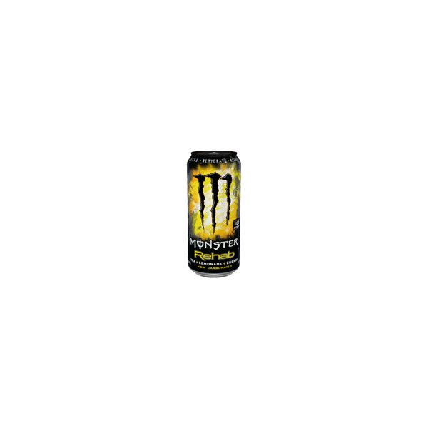 Monster Energy Drink® | Unleash The Beast - Products - Rehab ❤ liked on Polyvore