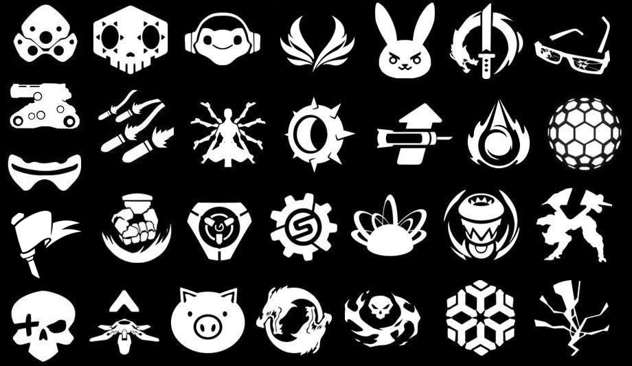 Overwatch: Click the Ultimate Ability Icons Quiz - By Moai