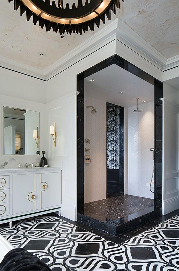 Master Bathroom // San Francisco Decorator Showcase