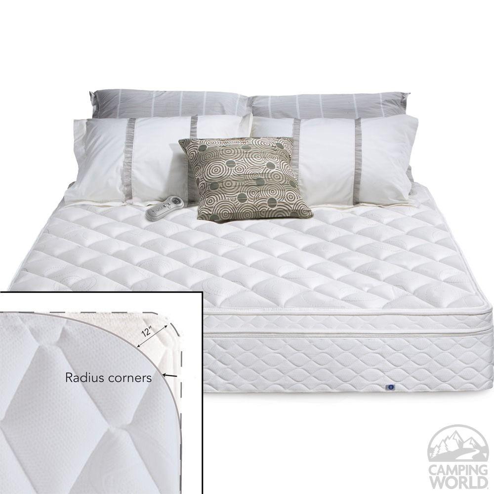 Sleep Number Rv Premier Bed Radius Cut Short Queen