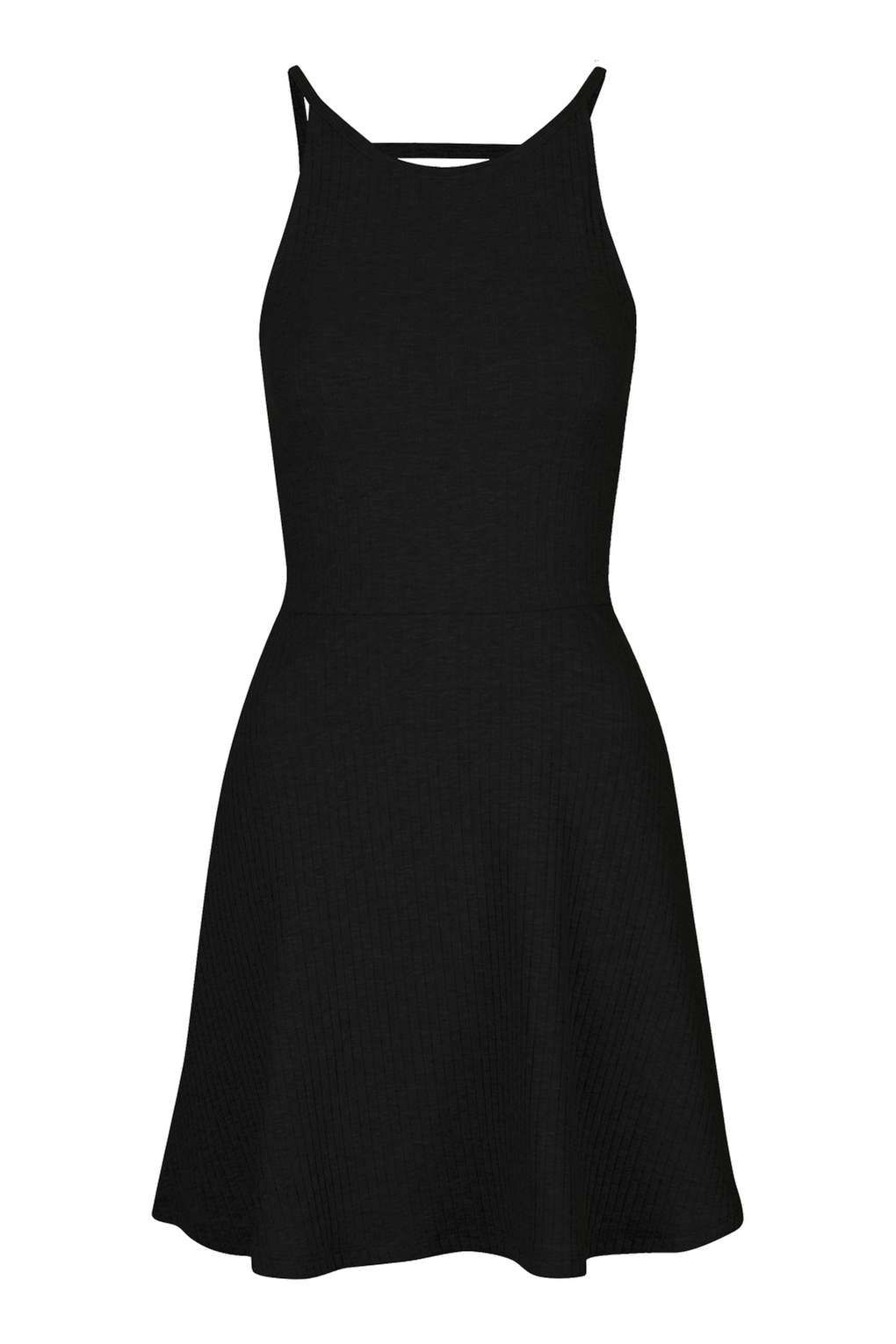 TALL Strappy Back Flippy Dress - Topshop USA. Carousel Image 0 Skater Dress d2220735b