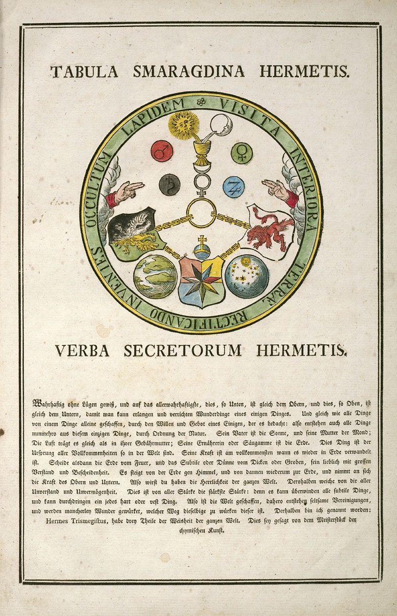 #hermeticism on Tumblr