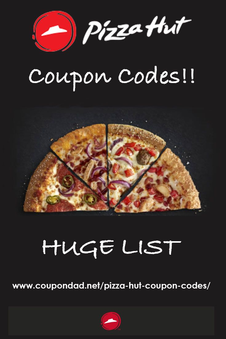 Pizza hut coupons cheapies
