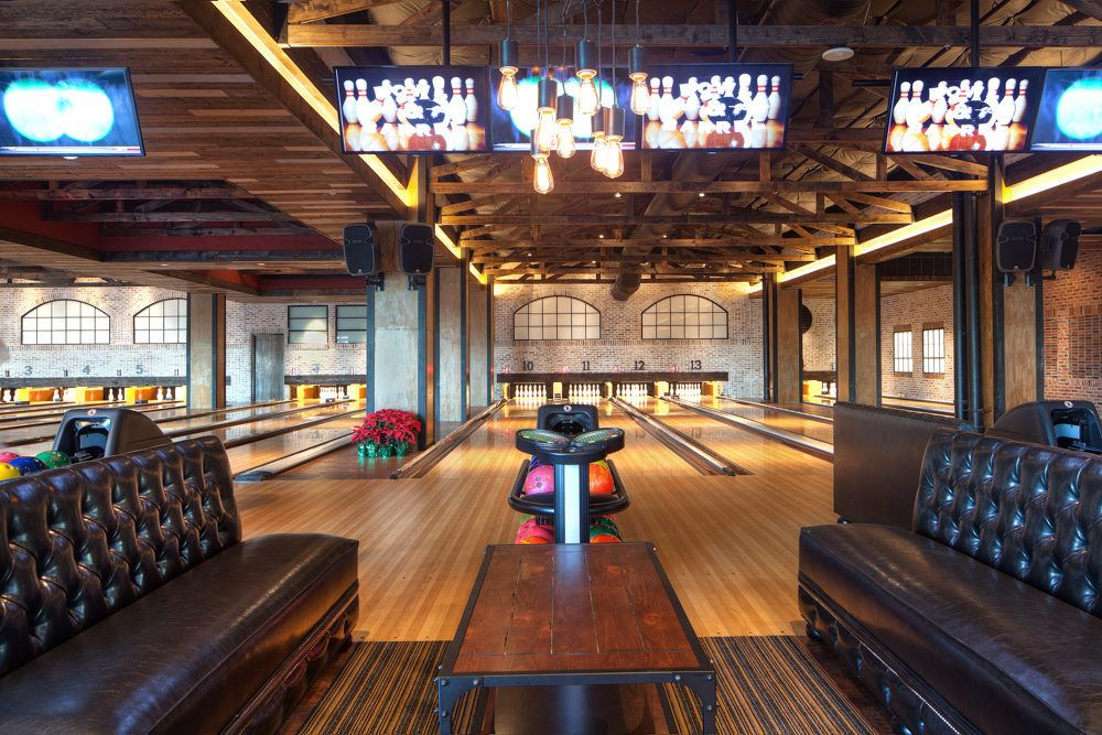 Take a Look Inside Bowl & Barrel Crazy home, Clubhouse