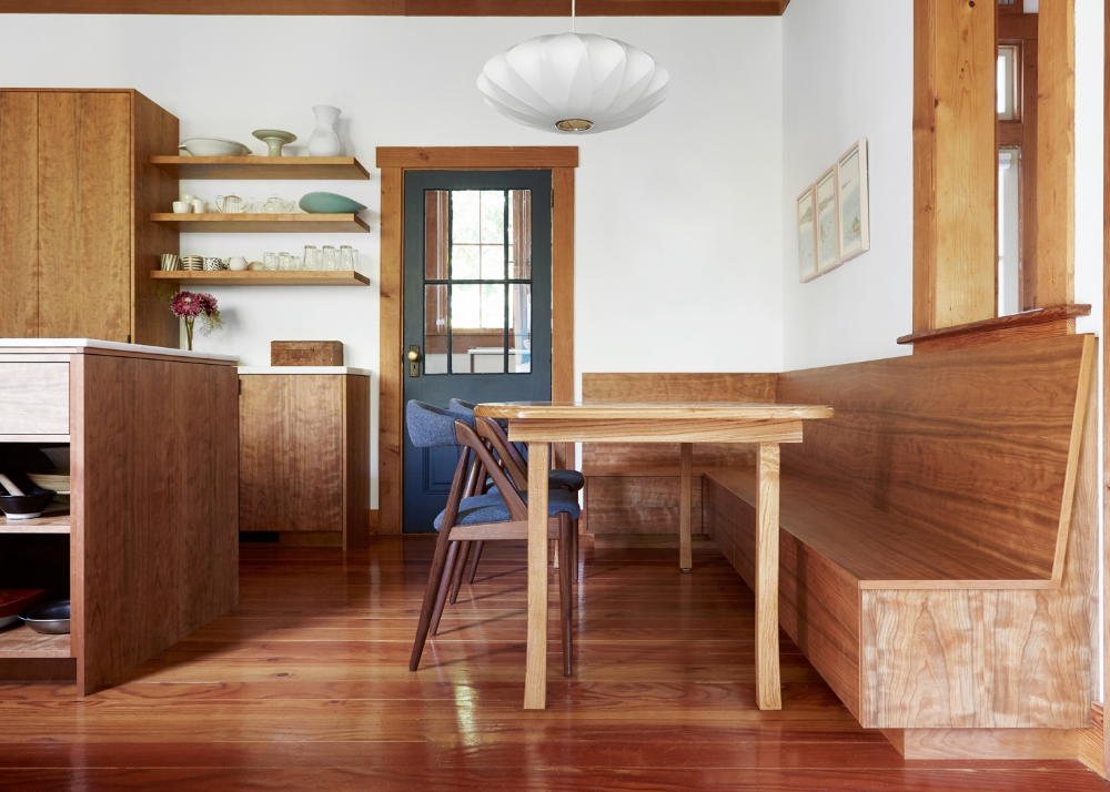 Kitchen of the Week Aya Brackett's Hippie House Update in