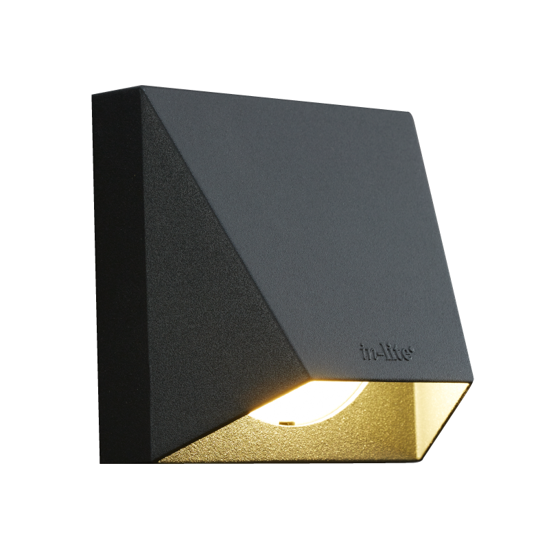 In Lite Wedge Outdoor Wall Lighting Wall Lights Lighting