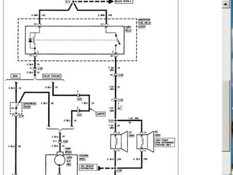 wiring diagram how to video  automotive electrical auto