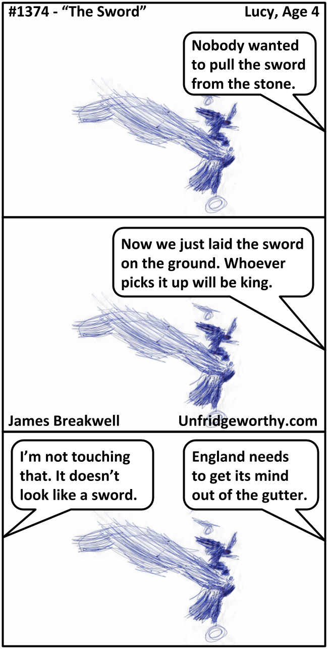 Unfridgeworthy The Sword Sword Drawing Tips Comedy