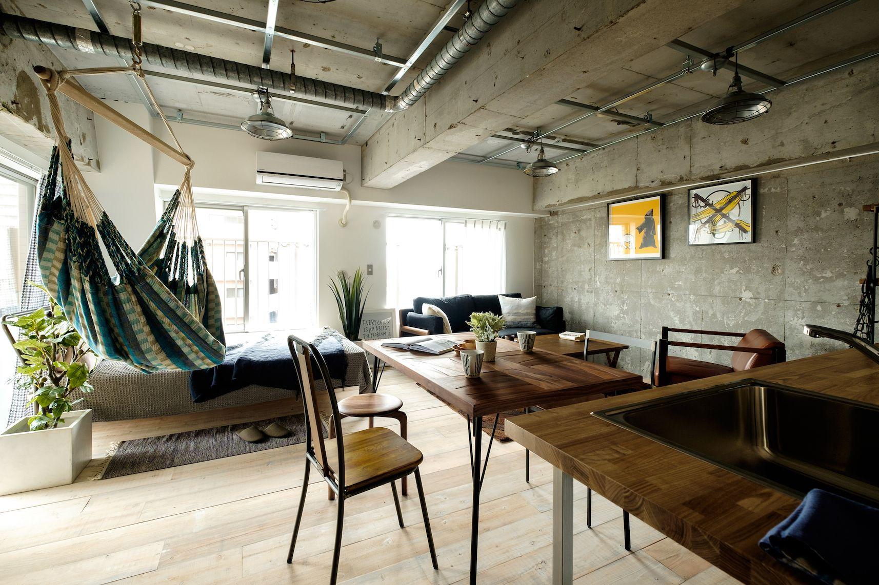 Garage 007 巣鴨 デザイナーズ住宅 模様替え 住宅