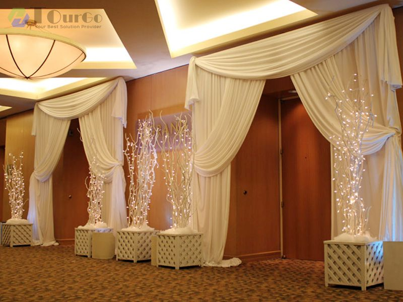 wholesale alibaba and drape supplies pipe drapes showroom sale for wedding suppliers craigslist glittering