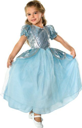 Toddler Cinderella Costume Size 2-4T Rubieu0027s Costume Co//  sc 1 st  Pinterest & Toddler Cinderella Costume Size 2-4T Rubieu0027s Costume Cohttp://www ...